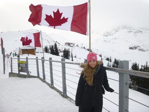 La conductora guatemalteca Lissette Peñate, reside en Canadá desde hace un año. (Foto: facebook/Lissette Peñate)