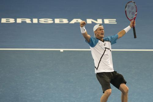 Lleyton Hewitt no ganada un torneo ATP desde el 2010 y actualmente se encuentra en el puesto 60 del ranking mundial. (Foto: Dave Hunt/EFE)