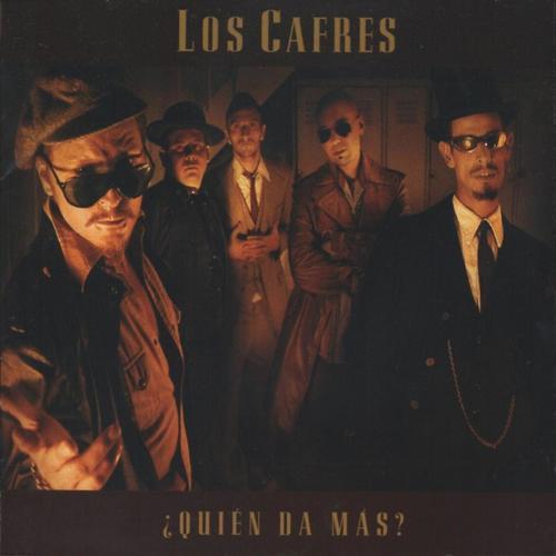¿Quién da más? es la sexta producción de Los Cafres, lanzada en el año 2004. (Foto: coveralia.com)