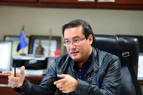 El ex fiscal salvadoreño, Luis Martínez. (Foto: Sinetiquetas.org)