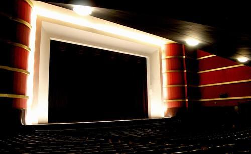 La elegante sala del Teatro Lux evoca los dorados años 30. (Foto: facebook/Teatro Lux)