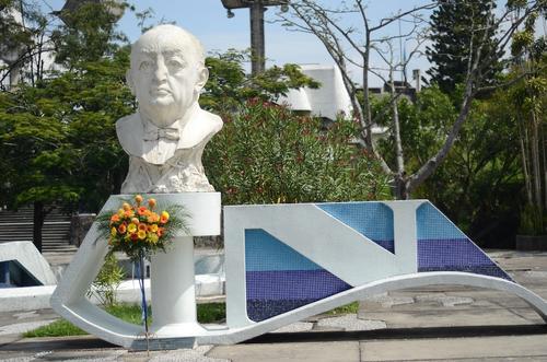 Actividades artísticas se realizarán para conmemorar los 50 años de la entrega del Premio Nobel a Miguel Ángel Asturias. (Foto: Selene Mejía/Soy502)
