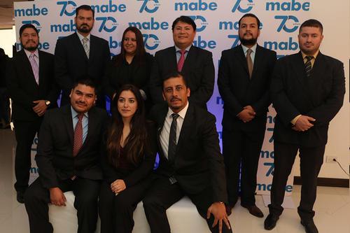 Representantes de Mabe explicaron las bondades de la nueva línea de productos. (Foto: cortesía Mabe)