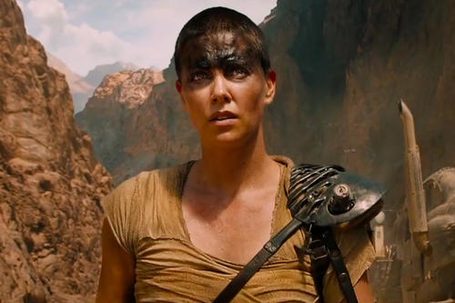 Charlize Theron en la cinta Mad Max: Fury Road. (Foto: followingthenerd.com)