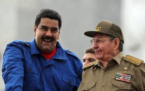 Según un programa divulgado a medios Maduro regresará este mismo viernes a Venezuela. (Foto: El Nuevo Herald)