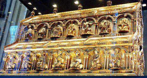 El santuario que dice contener sus restos está en Colonia, pero ¿son auténticos?.