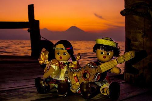 """Los """"Manguitos"""" viajan llevando su música a cada corazón. (Foto: Gonzalo Marroquín)"""