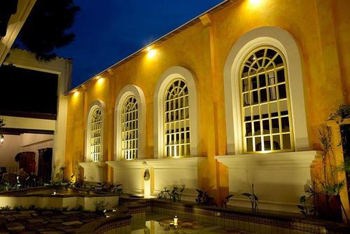 Vista del hotel Mansión de la Luz. (Foto: Archivo/Facebook)