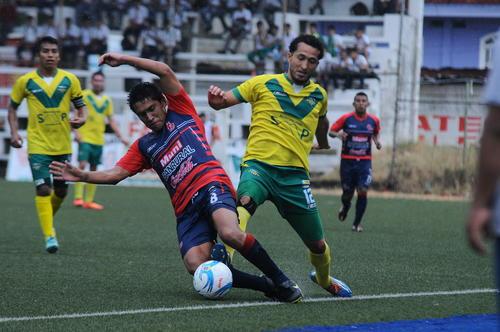 Después de haber derrotado a los cremas, Malacateco empató con Petapa. (Foto: Esner Navarro/Nuestro Diario)