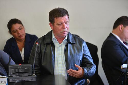 Manuel Sosa Batres fue ligado por enriquecimiento ilícito.