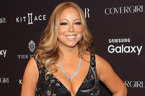 Mariah Carey no inició con buen pié el 2017. (Foto: Billboard)