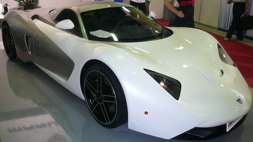 El Marrusia B1 es uno de los vehículos de lujo que fabricaba la empresa rusa; sin embargo, tras el cierre el sueño de tener un vehículo Ferrari ruso se esfumó para siempre (Foto: Archivo)