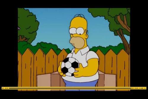 En 2014, Los Simpson abordaron la corrupción en la Fifa.