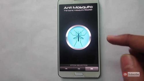 Hay cientos de aplicaciones que prometen ahuyentar a los mosquitos. (Foto: youtube.com)