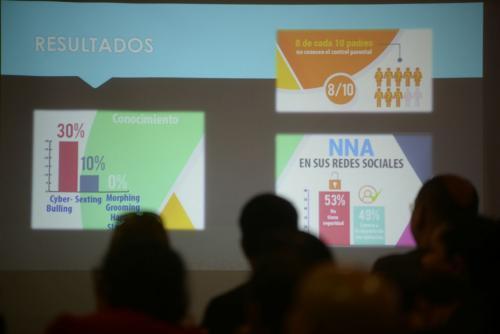 Las instituciones involucradas lanzan esta herramienta para que los jóvenes sepan sobre los riesgos que existen. (Foto: Wilder López/Soy502)