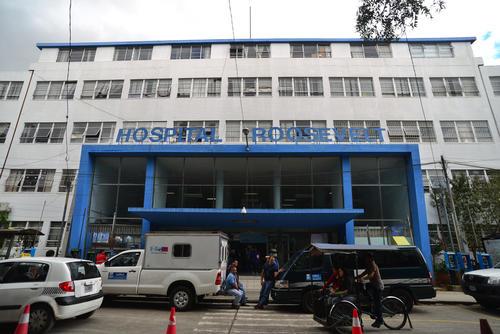 Dentro del hospital quedan ingresados seis adultos y dos menores. (Foto: Wilder López/Soy502)