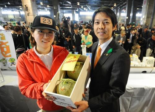 En mayo de 2015 fueron vendidos dos melones de Yubari, Japón en 3 millones de yenes (226 mil quetzales). (Foto: japontotal.com)