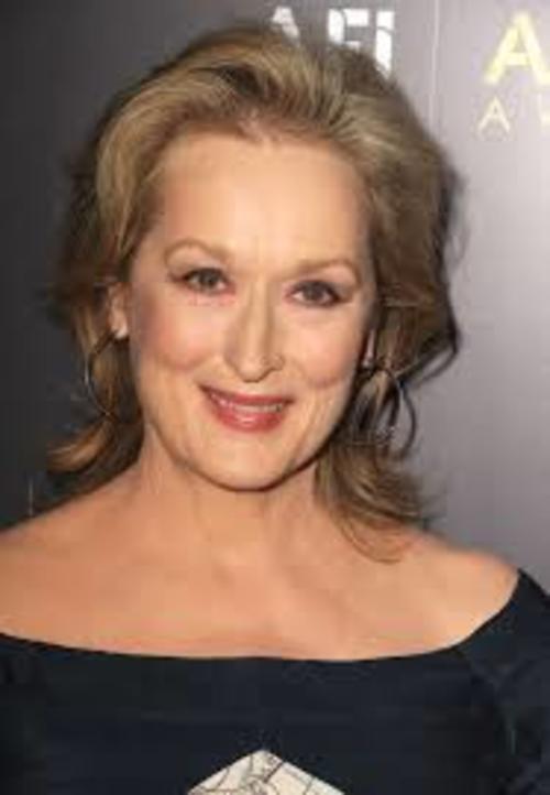 Meryl Streep es la actriz más nominada de la historia.