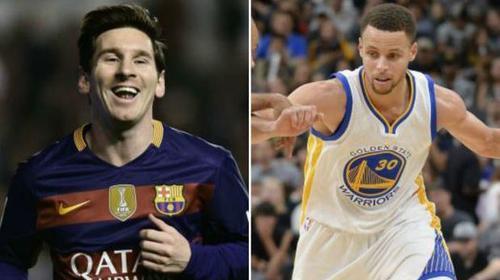 Las dos estrellas del deporte mundial se han mostrado su reconocimiento públicamente. (Foto: Tomada de Twitter)