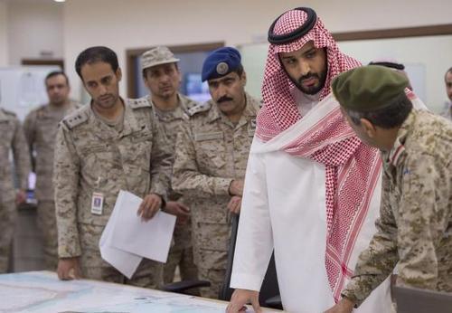 El príncipe Mohamed Bin Salmán Al Saud, funge como Ministro de la Defensa de Araubia Saudita. (Foto: elpais.com)