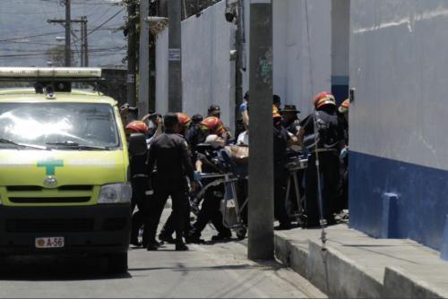 Cinco monitores del correccional Las Gaviotas resultaron con heridas. (Foto: Archivo/Soy502)
