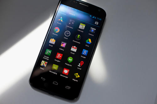 El año pasado, durante la misma medición, el Motorola Moto X obtuvo una calificación 4.5 que no fue superada este año por ningún dispositivo. (Foto: Archivo)
