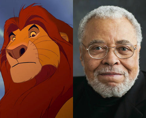 James Earl Jones, quien dio la voz en la película original, interpretará a Mufasa. (Foto: fotogramas.es)