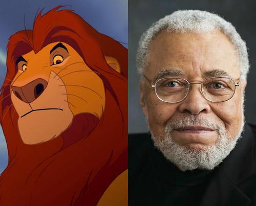 James Earl Jones, quien dio la voz en la película original, interpretará a Mufasa. (Foto: fotogramas.es)
