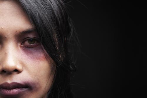 Es muy común que las mujeres de Guatemala sean víctimas de violencia, a menudo en su propio hogar.