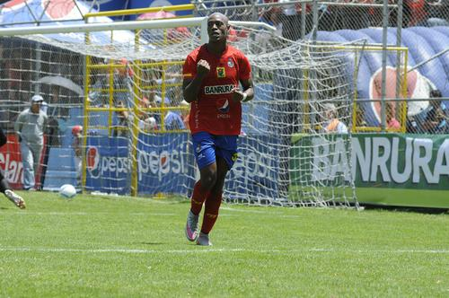 Johnny Woodly también deja el plantel rojo. (Foto: Orlando Chile/Nuestro Diario)