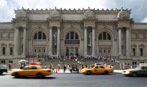 El Museo Metropolitano de Arte abrió sus puertas el 20 de febrero de 1872 en Manhattan, ciudad de Nueva York. (Foto: Allimevoy)