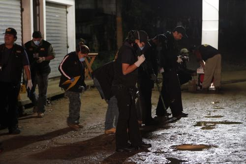 Más de 200 pruebas han sido presentadas por la fiscalía en el proceso iniciado contra el primer grupo de pandilleros capturados. (Foto: Nuestro Diario)