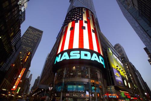 El índice tecnológico Nasdaq cedió este lunes 1.16 puntos y cerró en 4 mil 074,40; una caída de 0.03% (Foto: Archivo)