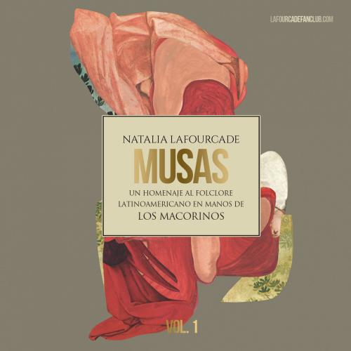 """Portada de """"Musas"""" de Natalia Lafourcade. (Foto: oficial)"""