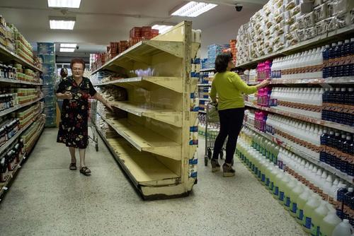 Por lo que nueve de cada diez venezolanos no pueden comprar comida y una de las principales preocupaciones de los especialistas es el desarrollo cognitivo de los niños. (Foto: nicopedia.com)
