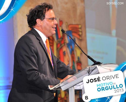 El guatemalteco José Orive fue electo en votación por unanimidad, como Presidente de la Organización Internacional del Azúcar, con sede en Londres, Inglaterra.