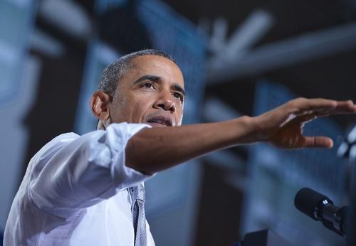 El presidente de los Estados Unidos, Barack Obama, se reunirá el próximo miércoles con el primer ministro de Ucrania para encontrar una solución al conflicto que esta nación sostiene con Crimea. (Foto: AFP)