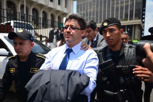 """La SAT lleva 11 meses sin Superintendente. Desde la captura de Omar Franco vinculado al caso """"La Línea"""", no se ha elegido a su sustituto. (Foto: Archivo/Soy502)"""