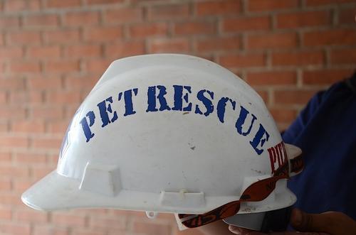 El casco es determinante para protegerte. (Foto: Selene Mejía/Soy502)