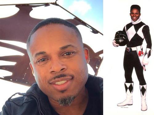 El 'Power Ranger' negro pasó de luchar contra criaturas de cartón piedra a ser profesor de salsa. (Foto: grazia.es)