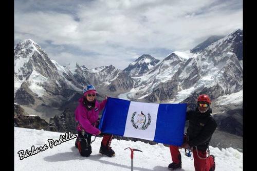 En 2014 hubo un accidente donde fallecieron varios Sherpas. Esa situación generó una huelga de guías, por lo que Bárbara Padilla y Andrea Cardona no superaran la prueba. (Foto: Bárbara Padilla)