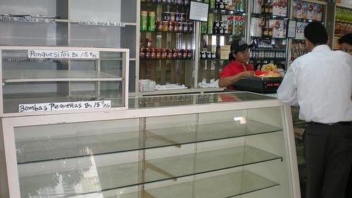Las reservas de trigo se agotan y los panaderos consideran que a finales de febrero no habrá pan en Venezuela. (Foto: ABC)