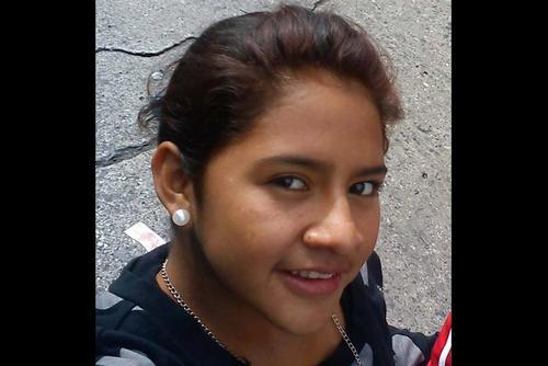 Nancy Paola Oscal Pérez lucha por su vida en el Hospital General San Juan de Dios. (Foto: Facebook)