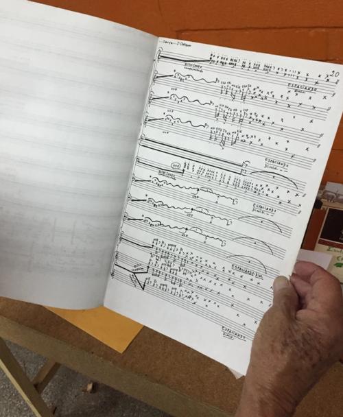 La música de Joaquín Orellana es invaluable ya que, se compone por sonidos autóctonos, naturales y conceptuales. (Foto: NuMu/Kickstarter)