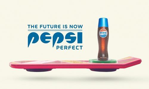 """Pepsi Perfect saldrá al mercado 30 años después del estreno de la primer película de """"volver al Futuro"""" (Foto: Internet)"""