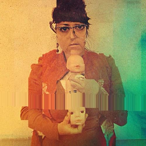 """Paula Morales juega con las texturas y el """"glitch art"""", errores digitales o análogos que distorsionan la imagen. (Foto: Facebook/Paula Morales)"""