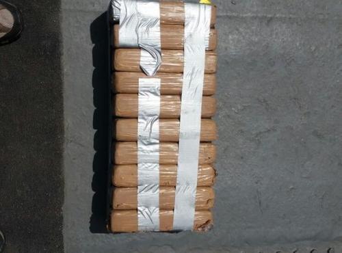 Las autoridades ecuatorianas decomisaron  240 kilos de cocaína en un operativo en el que participaron también guardacostas de este país andino, así como de Estados Unidos y Guatemala. (Foto: prensamercosur.org)