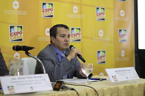 Álvaro Mayorga es propietario de la Constructora Nacional, S.A. (Foto: perspectiva.com.gt)