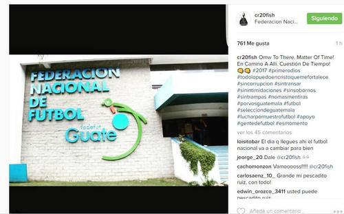 Este es el mensaje que envía el Pescado Ruiz a sus seguidores. (Foto: Instagram)