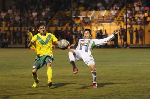 """Los """"Panzaverdes"""" que se reforzaron bien para el Apertura empezaron de invictos. (Foto: Nuestro Diario)"""